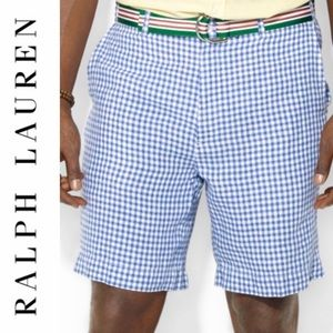 POLO by RALPH LAUREN Gingham Shorts